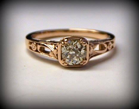 Diamond Rings Amcor Design Diamond Rings & Diamond Engagement Rings
