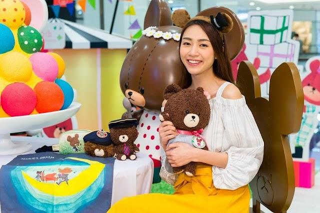【海港城】小熊學校聯乘LCX  舉行「15週年花園派對」