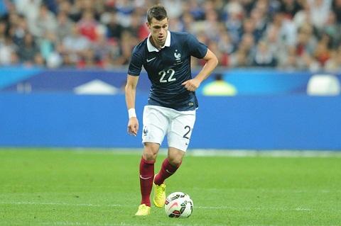 Schneiderlin chỉ được đá chính trong 3 trận đấu của Tuyển Pháp thời gian gần đây