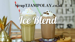Resep Minuman Ice Blend