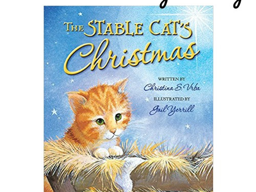 The Stable Cat's Christmas and a GIVEAWAY