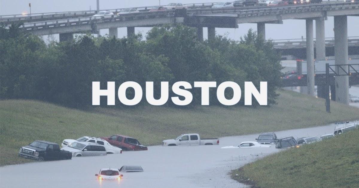 read my mind: Houstan, Texas Hit Hard By Hurricane Harvey!