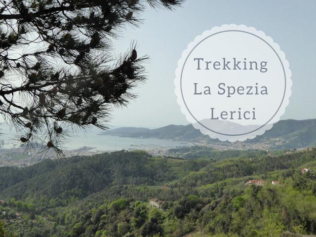 Trekking dalla Spezia a Lerici: panorama sulla città