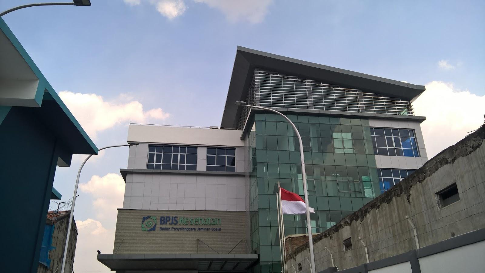 Kantor Bpjs Kesehatan Di Plumpang Semper Djangkaru Bumi