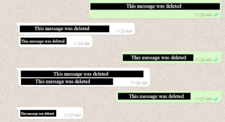 WhatsApp turns on unsend feature to let you delete embarrassing messages