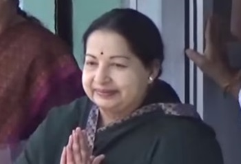 Jayalalithaa files Nomination in R K Nagar Constituency