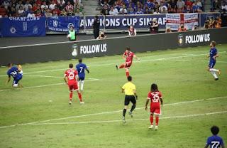 Video Gol Chelsea vs Bayern Munich 2-3 ICC 2017 Singapura 25 Juli 2017