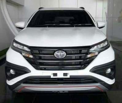 Kredit Toyota Rush DP 50 Jutaan