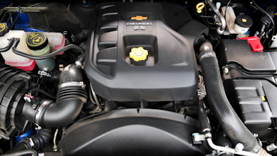 Foto Mesin Chevrolet Colorado 2.5 Liter