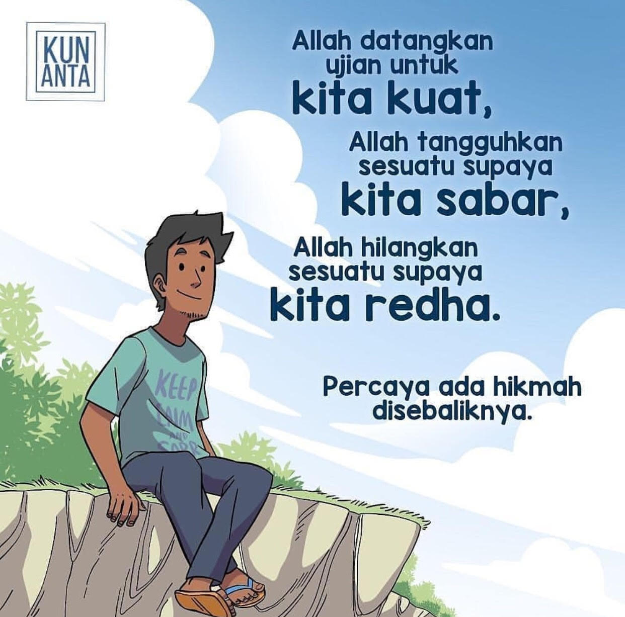 motivasi diri, peringatan diri sendiri