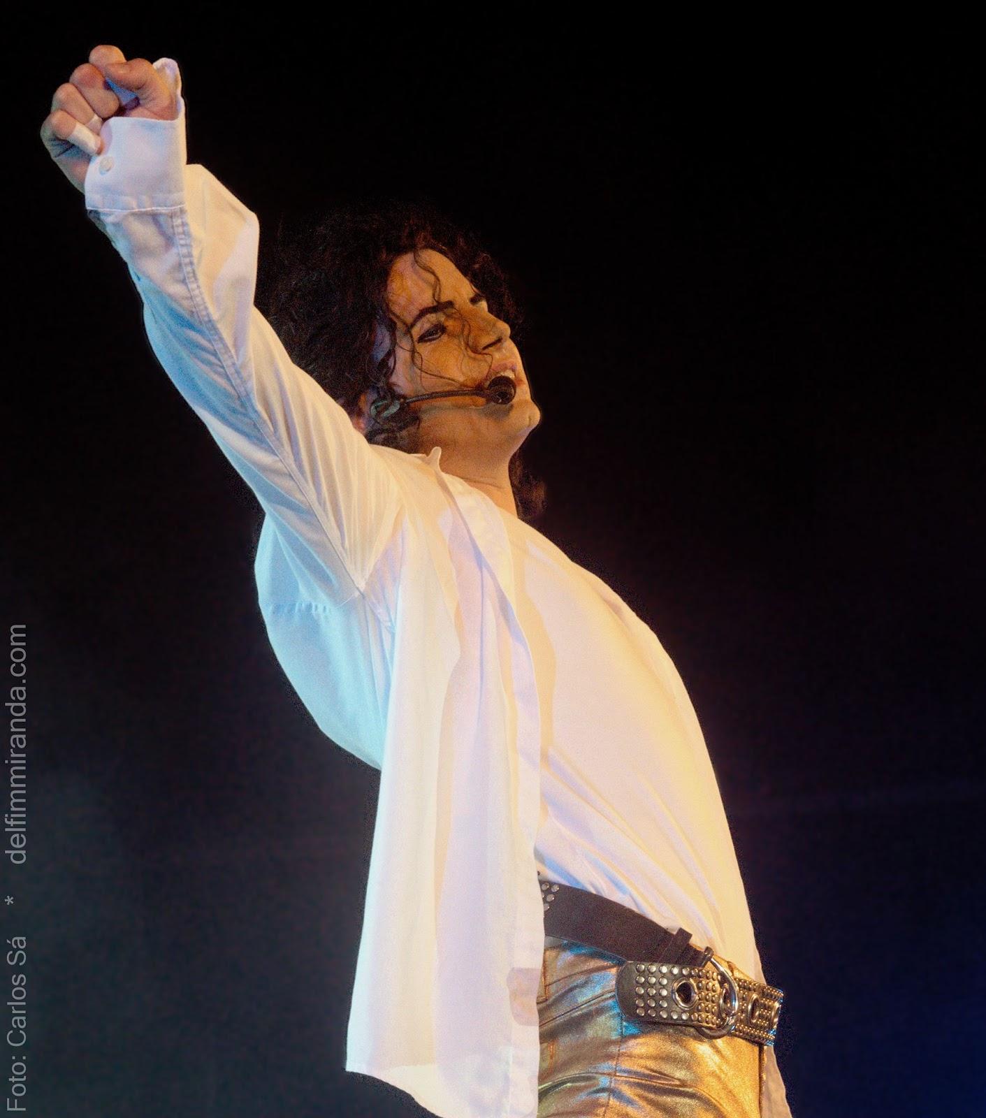 Delfim Miranda - Michael Jackson Tribute - You Are Not Alone - Live