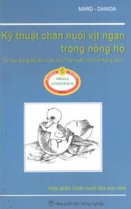 Kỹ Thuật Chăn Nuôi Vịt Ngan Trong Nông Hộ - Nguyễn Văn Bắc