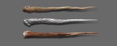 Tipi di legno delle bacchette