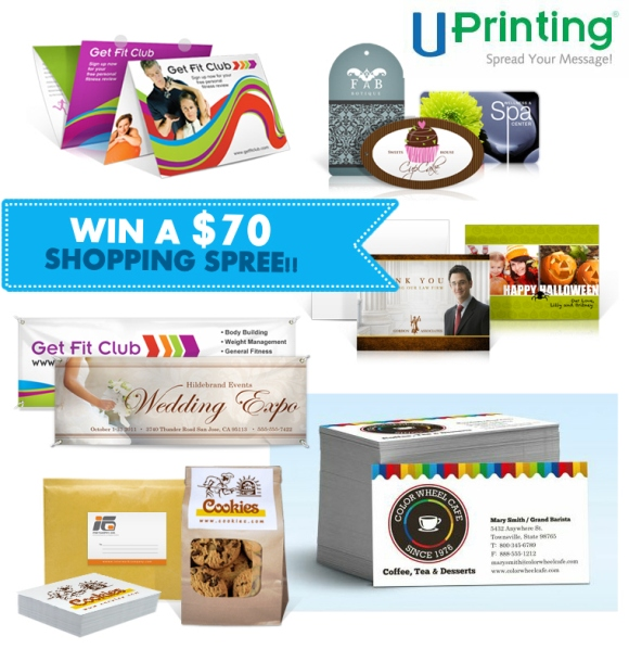 Giveaway | $70 Shopping Spree to Print Your Party
