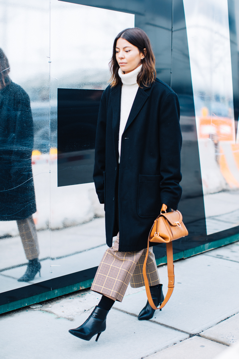Fresh Winter Office Outfit Idea for Your Workweek — Annina Mislin Street Style