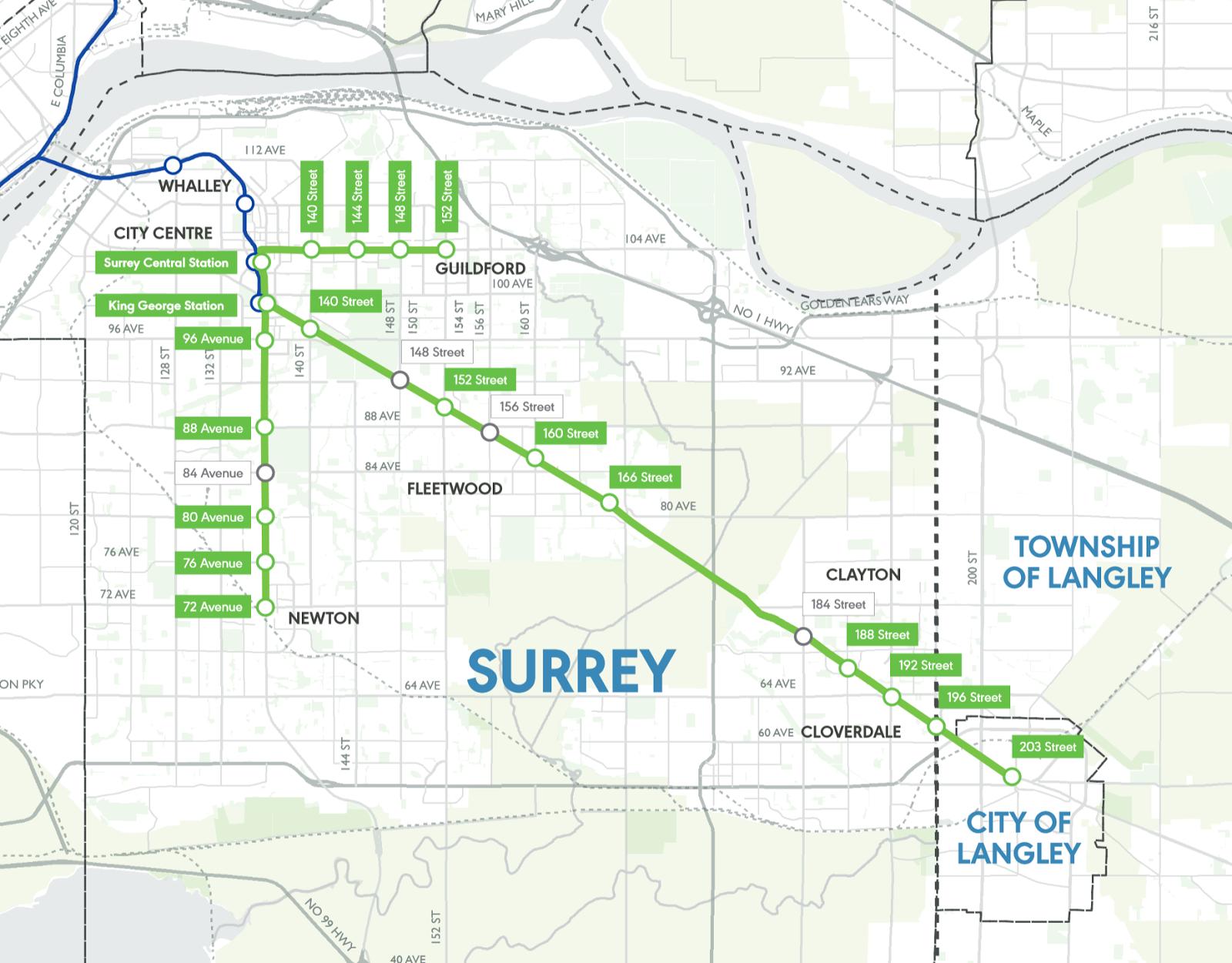 Surrey City Centre Development Plan