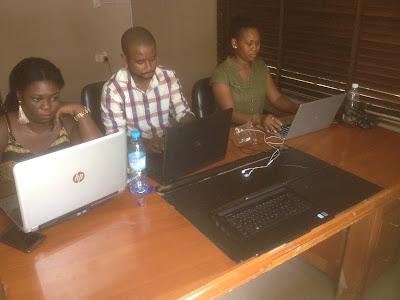 CCIT Computer Academy Students.
