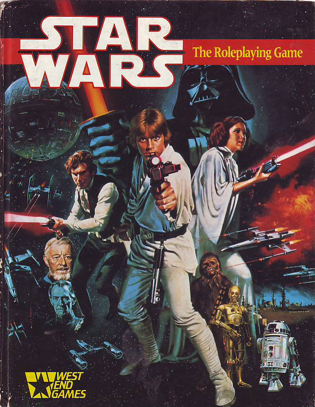 Quag Keep: Star Wars - West End Games, Spell Summary ...