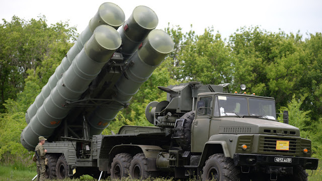 """ISRAEL'S """"TERRORIST"""" AIRFORCE GETS ITS WINGS CLIPPED AFTER PUTIN OKAYS S-300s"""