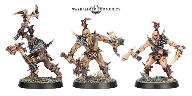 Bestias Indómitas Warcry