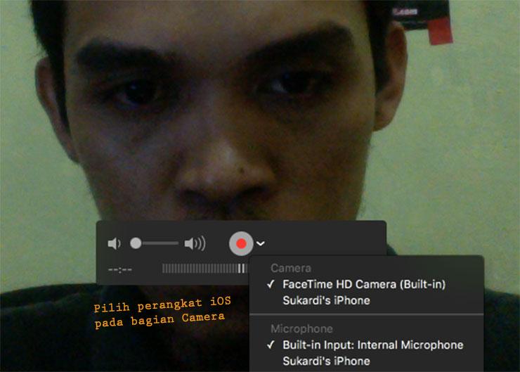 Cara Merekam Layar iOS di MacBook Pro dengan QuickTime Player secara Gratis [iPhone dan iPad] tanpa Jailbreak