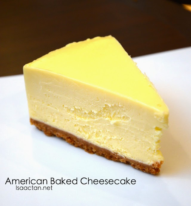 American Baked Cheesecake - RM11.90
