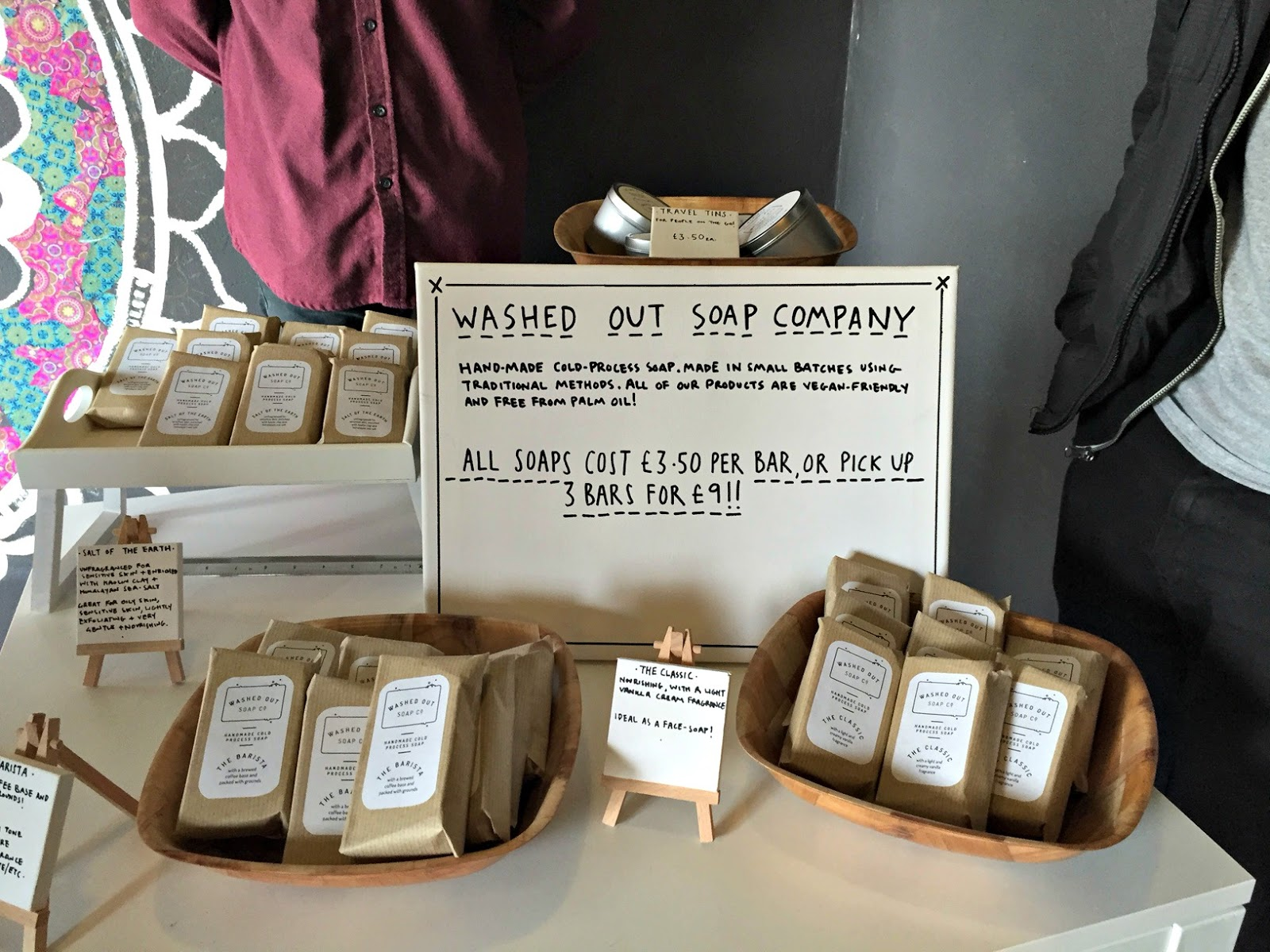 Washed Out Soap Company