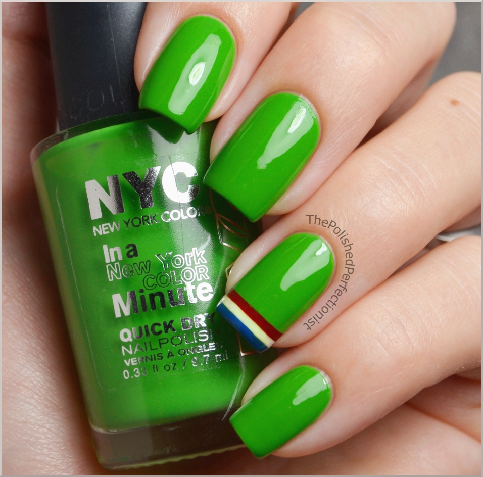 Green manicures!