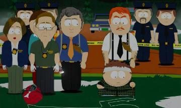 South Park Episodio 08x13 El increíble don de Cartman