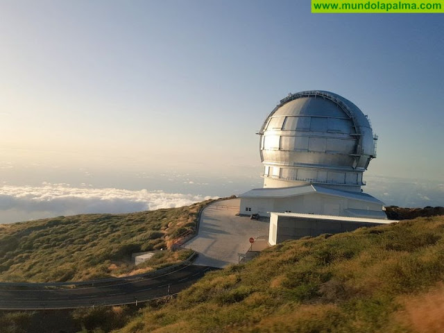 El Gran Telescopio Canarias abre sus puertas al público todos los domingos del mes de mayo