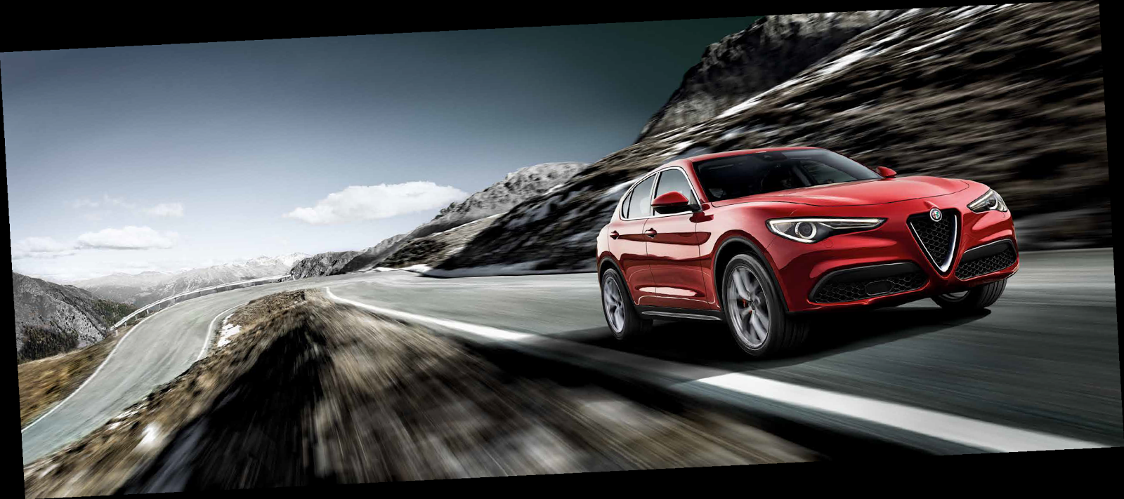 Foto Alfa Romeo Stelvio First Edition