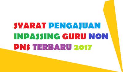 gambar syarat inpassing guru terbaru 2017