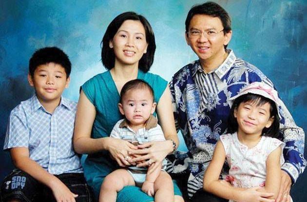 Ketika Anak Ahok Bertanya: Kenapa Papa Jadi Tersangka?