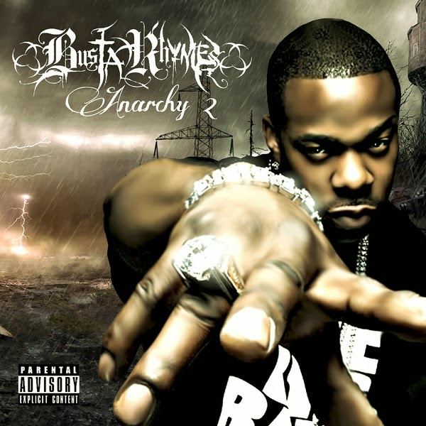 Busta Rhymes - Anarchy 2  Cover