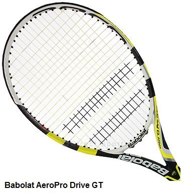 Babolat AeroPro Drive GT tennis racket review