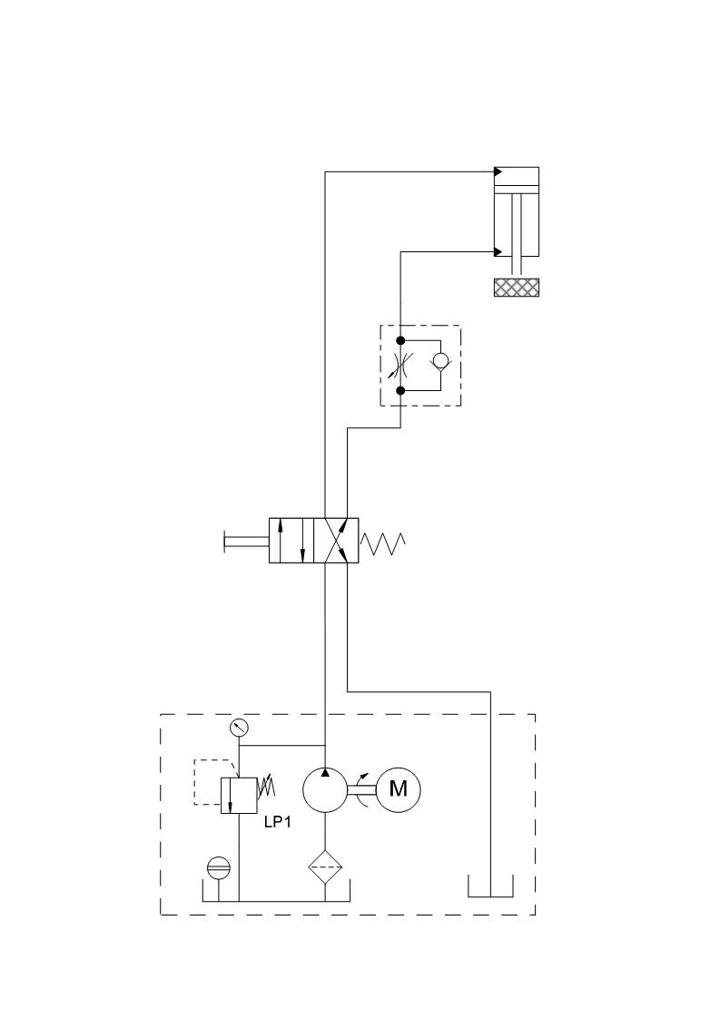 electromecanique  partie 3   exercice d u0026 39 hydraulique avec correction