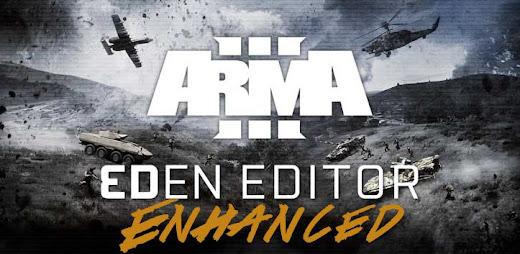 Arma3のEden 3Dエディタを強化MOD