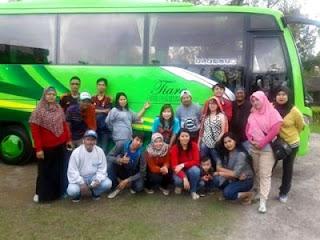 Sewa Bus Medium Jakarta Bali, Sewa Bus Medium Ke Bali