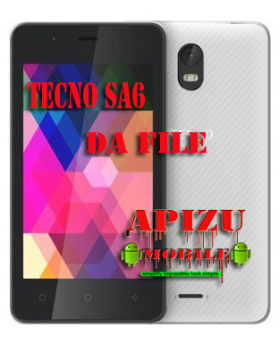DOWNLOAD TECNO SA6 DA FILE : ( HOW TO REMOVE FRP TECNO SA6