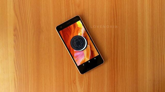 Nokia 2 Android 8.1 Oreo
