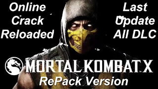 Free Download Game Mortal Kombat X 2015 Pc Full Version – RePack Version – Last Update – Crack Reloaded – Online Crack – Includes All DLC – Direct Link – Torrent Link – 20.9 GB – Working 100% .