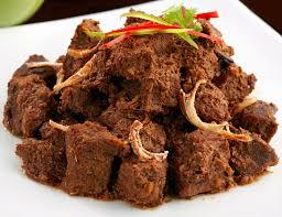 Rendang Makanan Khas Nusantara