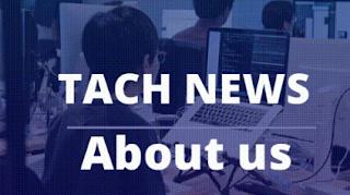TACH NEWS | ABOUT US