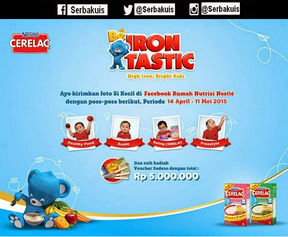 Cerelac Be Irontastic