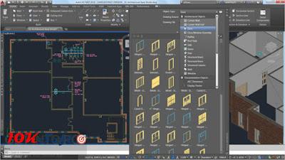 AutoCAD Architecture 2018 Offline Setup Free Download