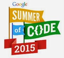 Spreading the word about the @GSoC Google Summer of Code project, report from @_farafin_ hangout