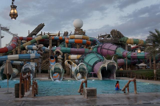 Yas Waterworld, o melhor parque aquático de Abu Dhabi