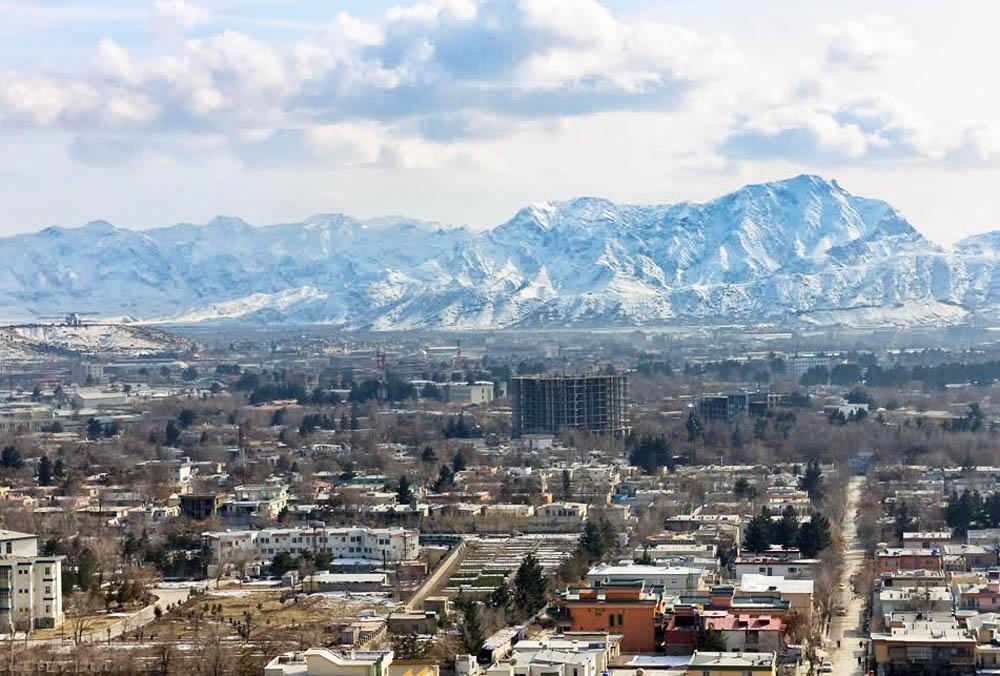 Kabul, Kryeqyteti i Afganistan