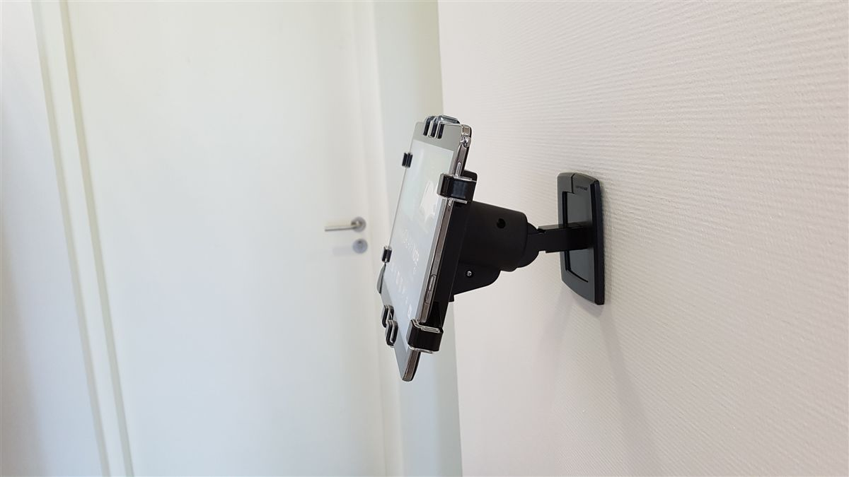 壁掛式,平板電腦防盜架,平板電腦防盜架,壁掛安裝