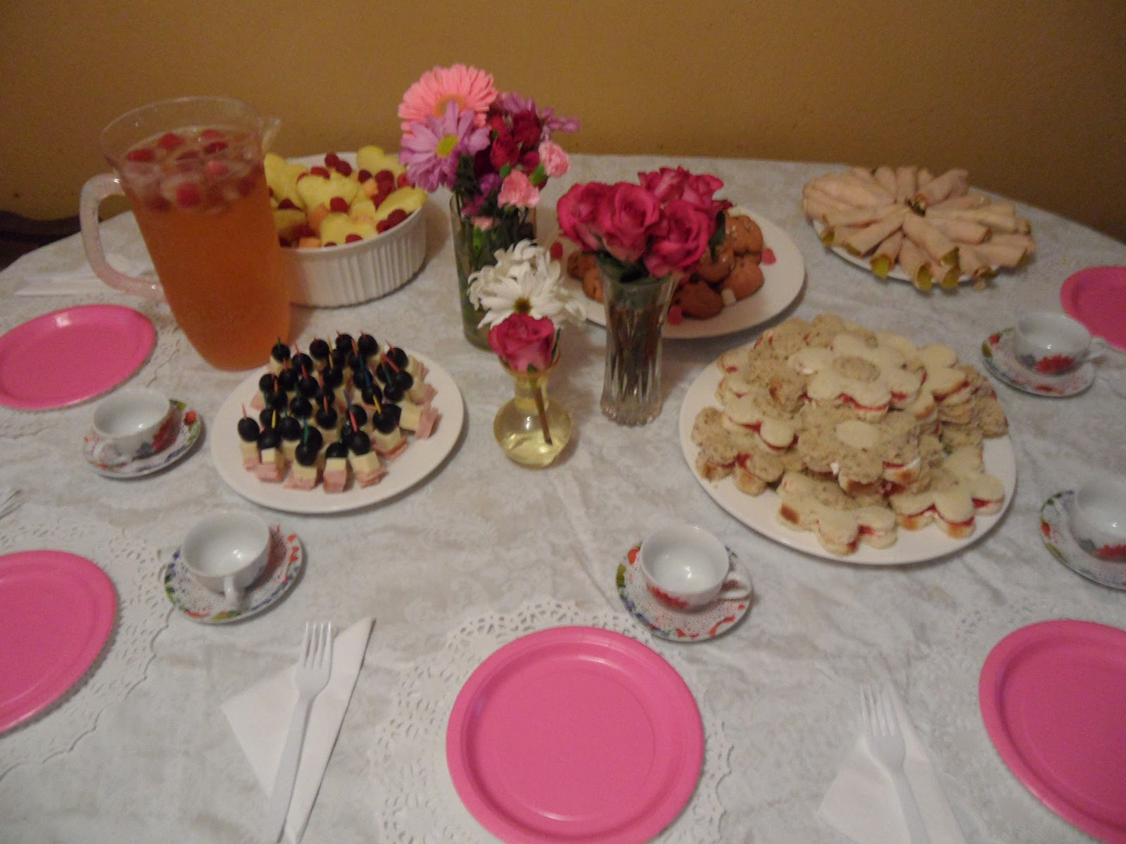 Princess Tea Party Birthday Ideas Melissa Kaylene